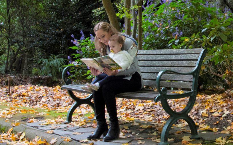reading is good for children